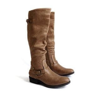 BareTraps | Yanessa Knee High Riding Boots 7M